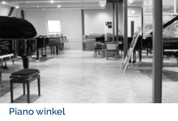 Piano winkel